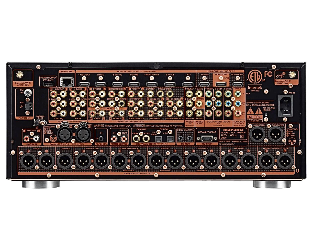 Marantz-AV8805-Pre-Amplifier-Review